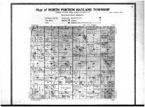 Hayland Township - Above, Mille Lacs County 1914 Microfilm